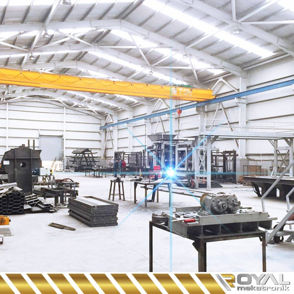 We Are Always One Step Ahead With Our Quality And Automation System