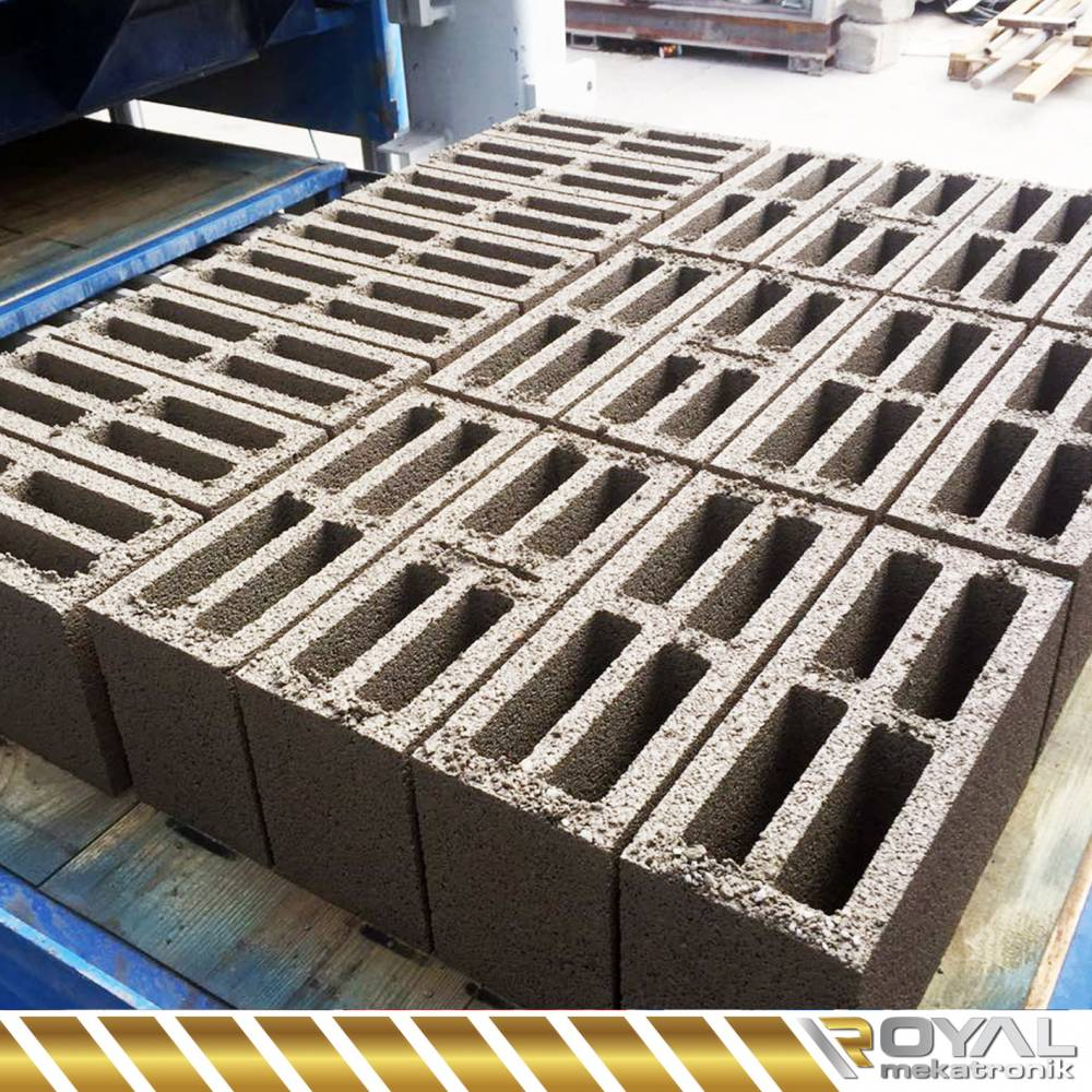 Raw Materials Used in Block Production